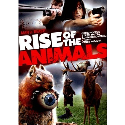 Rise of the Animals [DVD] [2011]