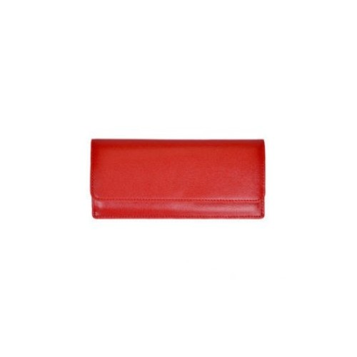 Royce Leather RFID Blocking Women's Clutch Wallet in Saffiano Leather