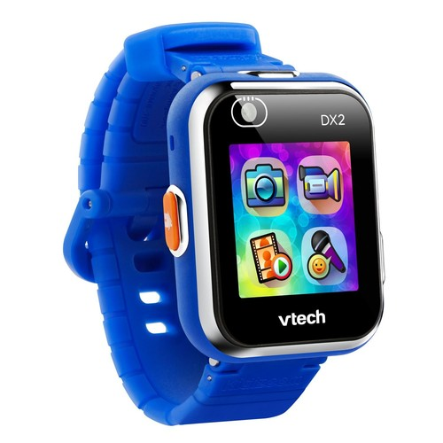 VTech Kidizoom Smartwatch DX2, Blue [Blue, Standard Packaging]