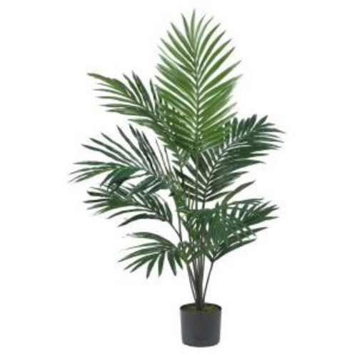 Nearly Natural 5' Kentia Palm Silk Tree