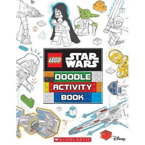Doodle Activity Book (Paperback)