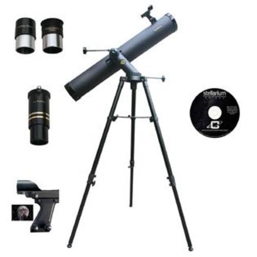 CASSINI 1000mm x 120mm Tracker Reflector Telescope Kit