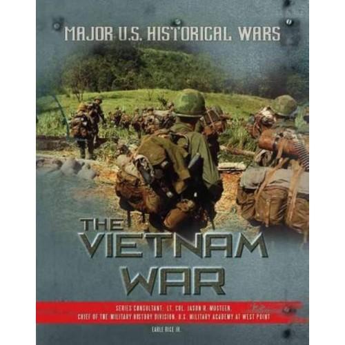 Vietnam War (Library) (Jr. Earle Rice)