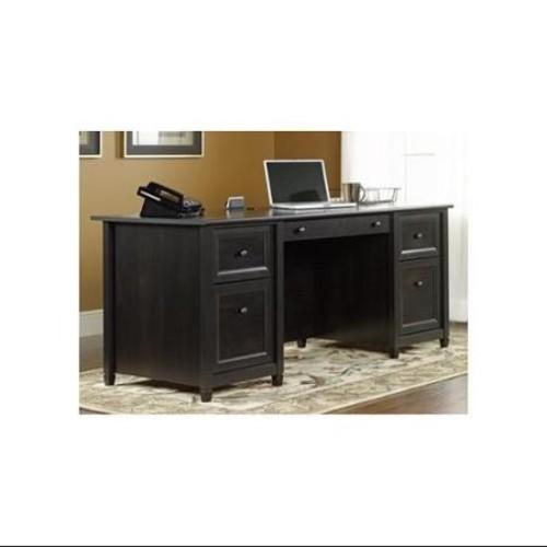 Edge Water Executive Desk in Estate Black Finish