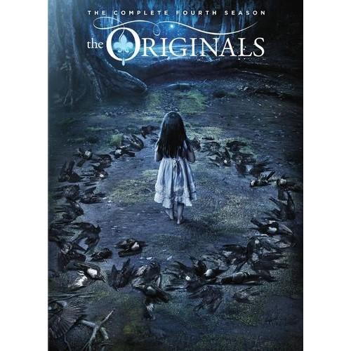 The Originals: The Complete Fourth Season [3 Discs] [DVD]