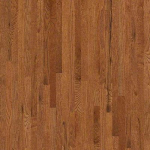 Shaw Woodale II Gunstock 3/4 in. Thick x 2-1/4 in. Wide x Random Length Solid Hardwood Flooring (25 sq. ft. / case)