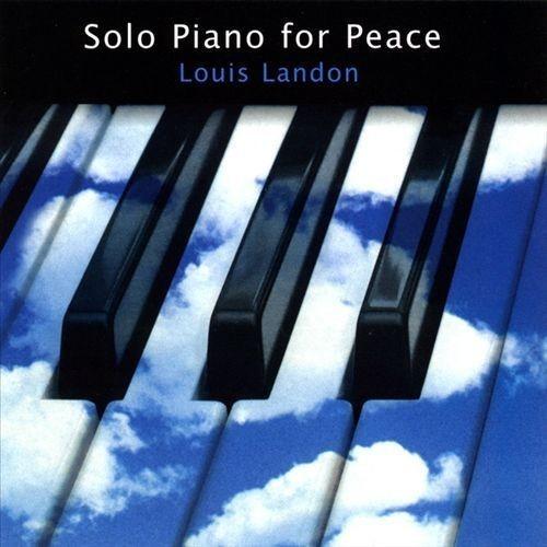 Solo Piano for Peace [CD]