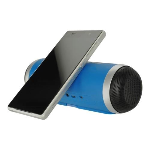 Enermax EAS01 - Speaker - for portable use - wireless - Bluetooth, NFC - 6 Watt - blue (EAS01-BL)