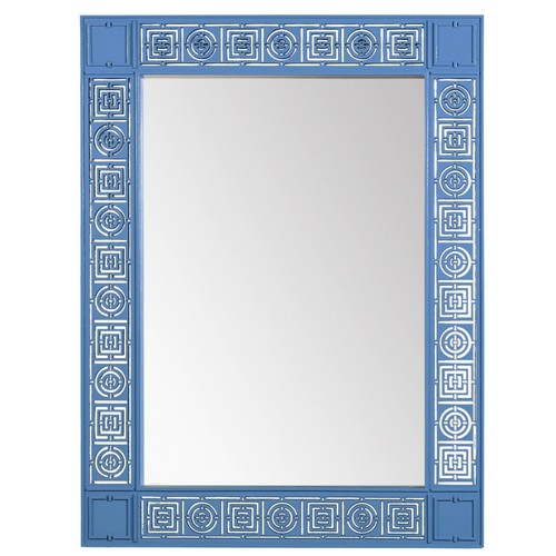 Mayfair Circles Squares Mirror designed by Florence Broadhurst