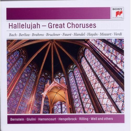 Hallelujah: Great Choruses [CD]