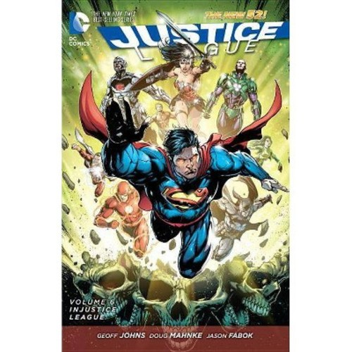 Justice League: the New 54: Injustice League
