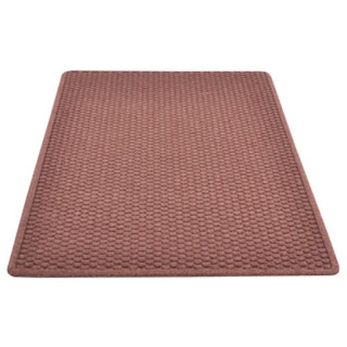 HomeTrax Designs Textura Color Block Door Mat (3' x 4')