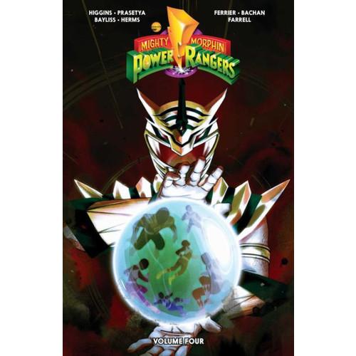 Mighty Morphin Power Rangers Vol. 4