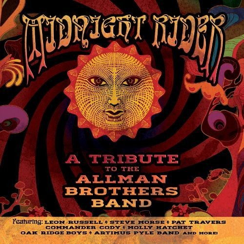 Midnight Rider: A Tribute to the Allman Brothers Band [CD]
