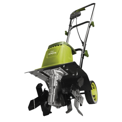 Sun Joe 12-In 8-Amp Electric Garden Tiller/Cultivator