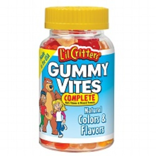 L'il Critters Gummy Vites Multivitamin & Mineral Dietary Supplement Gummy Bears