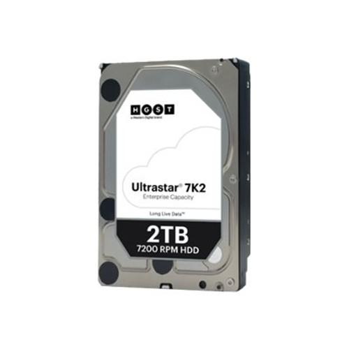 Hitachi GST Ultrastar 7K2 HUS722T2TALA604 - Hard drive - 2 TB - internal - 3.5