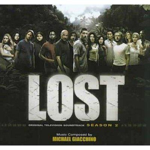 Michael giacchino - Lost:Season 2 (Ost) (CD)