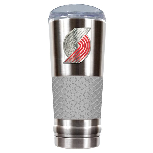 Portland Trail Blazers 24-Ounce Draft Stainless Steel Tumbler