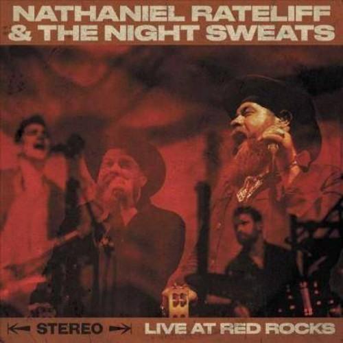 Nathaniel Rateliff - Live At Red Rocks (Vinyl)