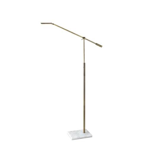 Adesso Vera LED Floor Lamp, 61