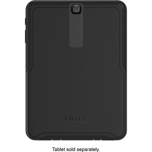 OtterBox - Defender Series Protective Case for Samsung Galaxy Tab S2 9.7 - Black