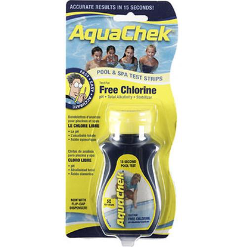 AquaChek 4-Way Chlorine Test Strips, 2 pk./50-ct.