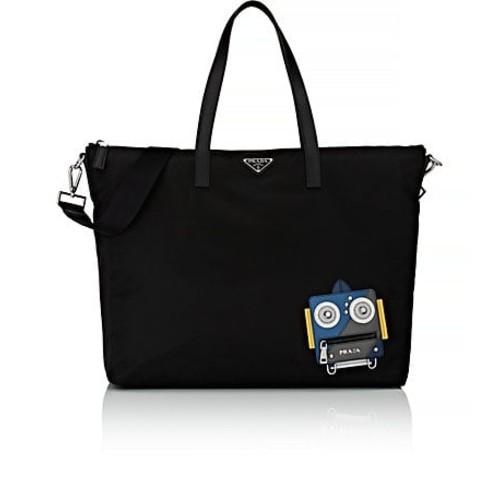 Prada Robot Tote Bag