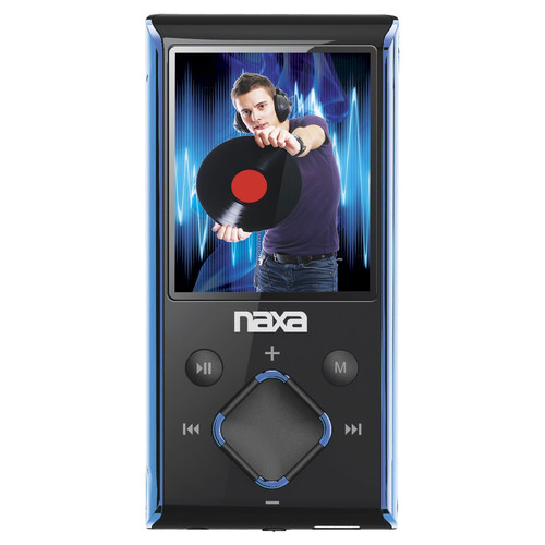 Naxa 97088529M Portable Media Player with 1.8