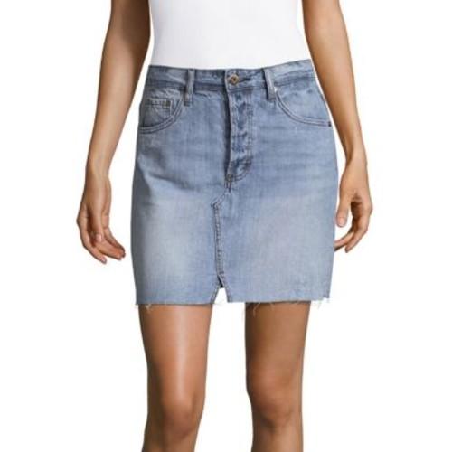 Pistola - Lolita Cotton Mini Skirt
