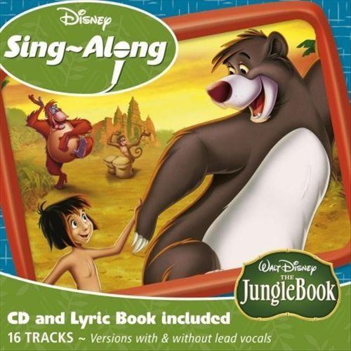 Jungle Book Sing-A-Long [CD]