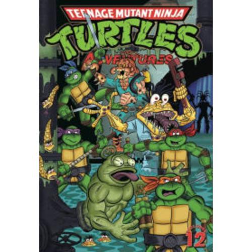 Teenage Mutant Ninja Turtles Adventures, Volume 12