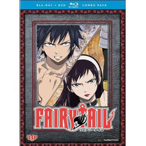 Fairy Tail: Part 10 (Blu-ray + DVD) (Japanese)