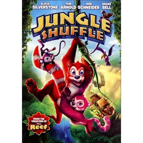 Jungle Shuffle (DVD) (Enhanced Widescreen for 16x9 TV) (Eng) 2014