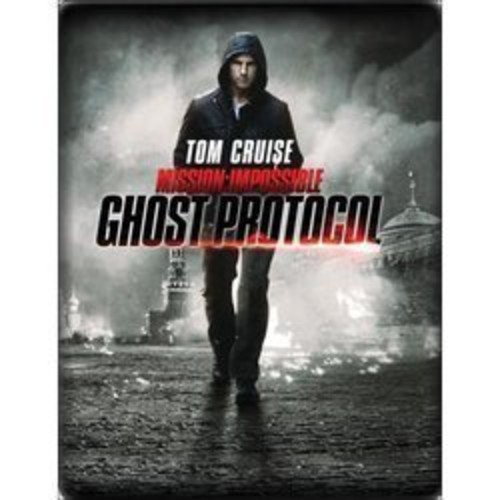 Mission: Impossible - Ghost Protocol Blu Ray (Movie + Special Features)