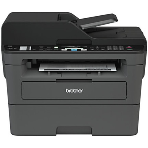 Brother MFC-L2710DW Compact Wireless Monochrome Laser All-In-One Printer, Scanner, Copier, Fax, MFC-L2710DW