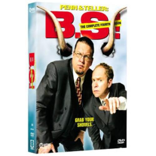 Penn & Teller Bullsh*t! - The Complete Fourth Season