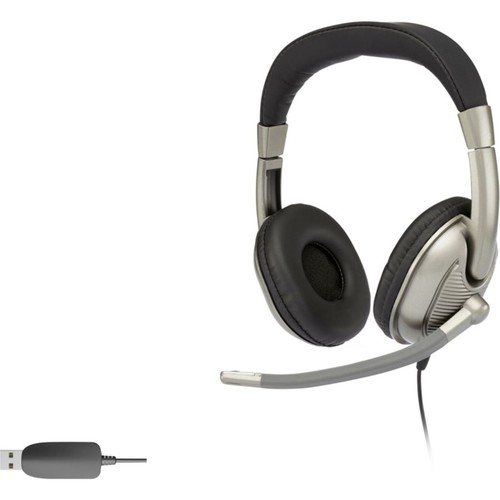 Cyber Acoustics AC-8003 USB Stereo Headset