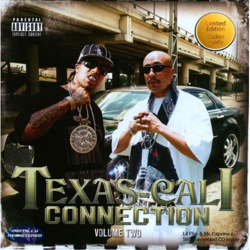 Texas-Cali Connection, Vol. 2 [CD] [PA]