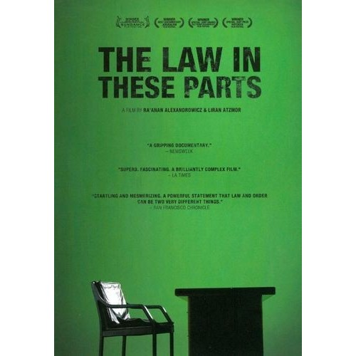 The Law in These Parts [DVD] [2010]