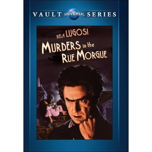 Murders in the Rue Morgue [DVD] [1932]