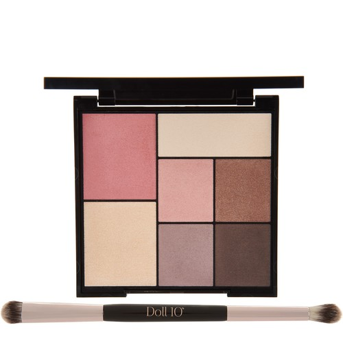 Doll 10 Face \u0026 Eye Palette