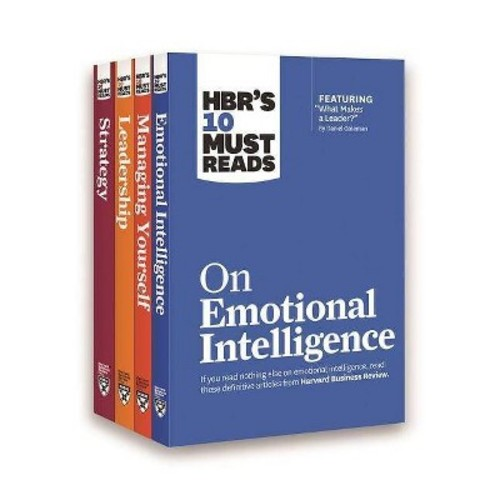 HBR's 10 Must Reads (Paperback)