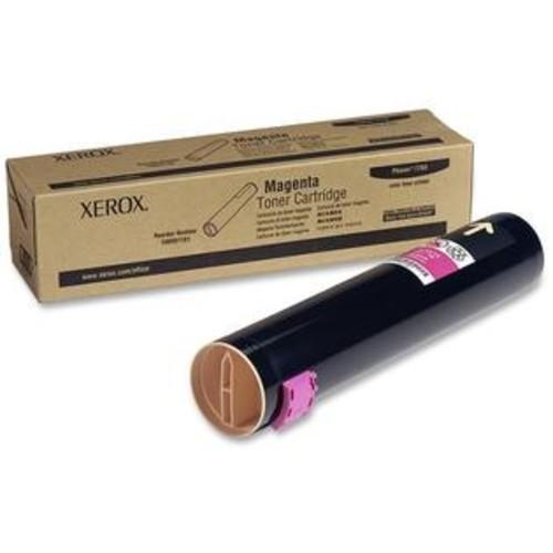 Xerox Magenta Toner Cartridge - Xerox - 106R01161