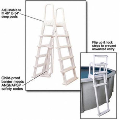 Blue Wave A-Frame Flip Up Ladder