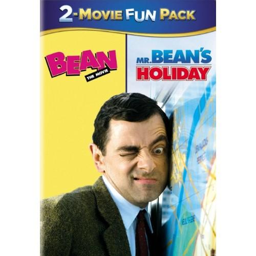 Bean 2-Movie Family Fun Pack (DVD)