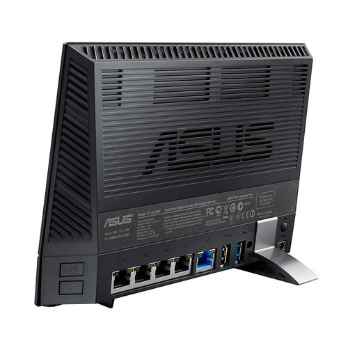 ASUS COMPUTER INTL - 802.11ac Dual-Band Gigabit Wireless Router