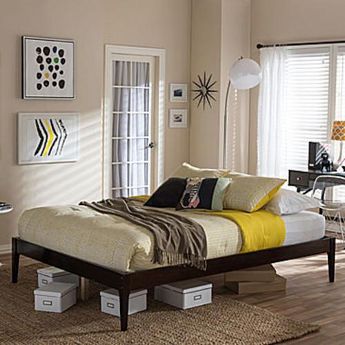 Baxton Studio Bentley Bed