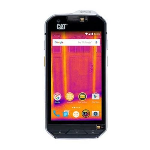 CAT S60 Rugged Waterproof Smartphone, Unlocked GSM, 32GB, Integrated FLIR Camera (CS60SUBUSAUN)