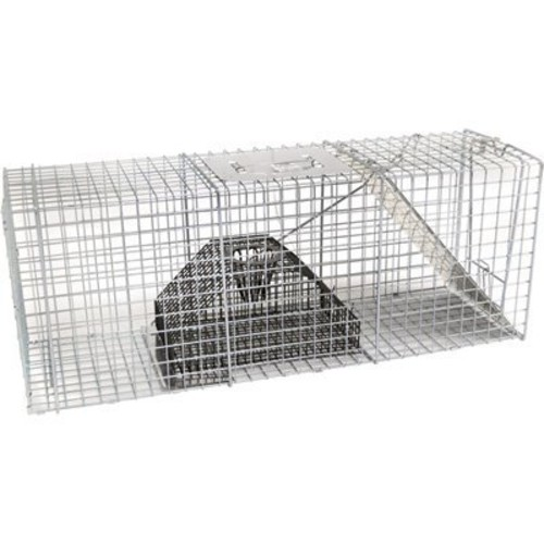 Advantek Outdoors Catch and Release Live Animal Trap with Rodent Trap